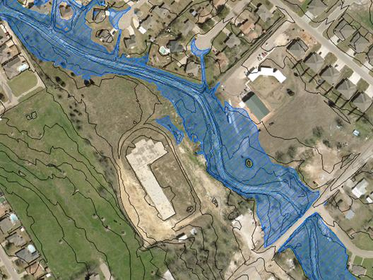 Floodplain Determination & Mapping • Willis Engineering on